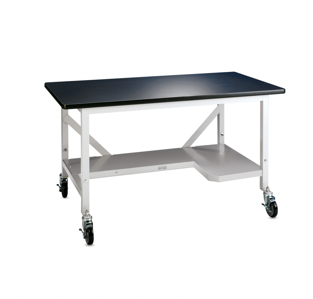 Mobile Base Stand for Glove Box