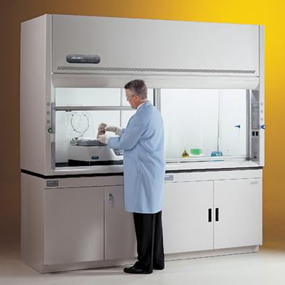 8' Protector Premier Laboratory Hood
