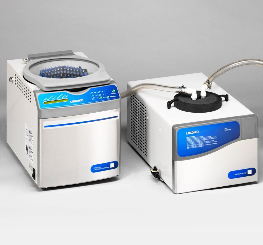 Proteomic CentriVap Concentrator System