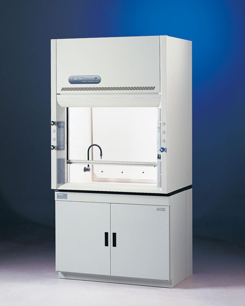 Protector PVC Perchloric Acid Laboratory Hood