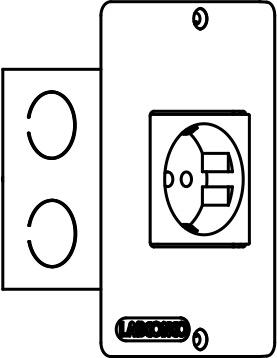 Schuko Electrical Receptacle 275