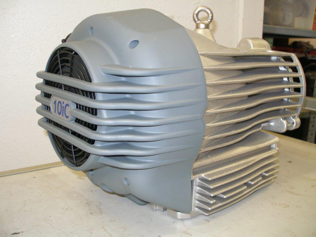 Serial 169435902 Scroll Pump