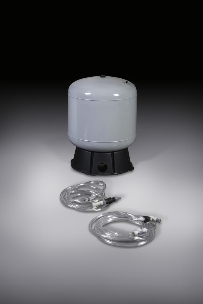 WaterPro RO Bladder Tank, 14 Gallon