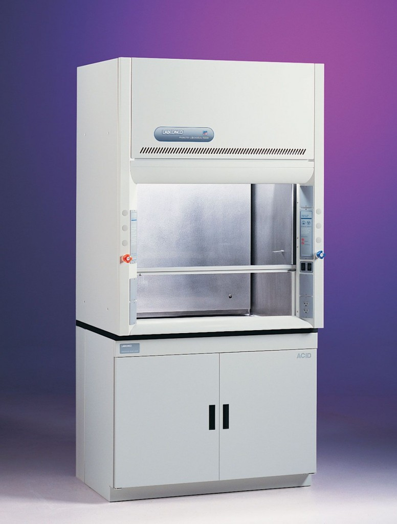Protector Stainless Steel Radioisotope Laboratory Hood