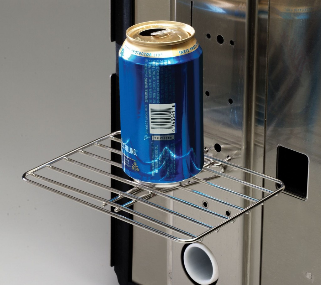 Stainless Steel Shelf for CApture Portable Fuming System