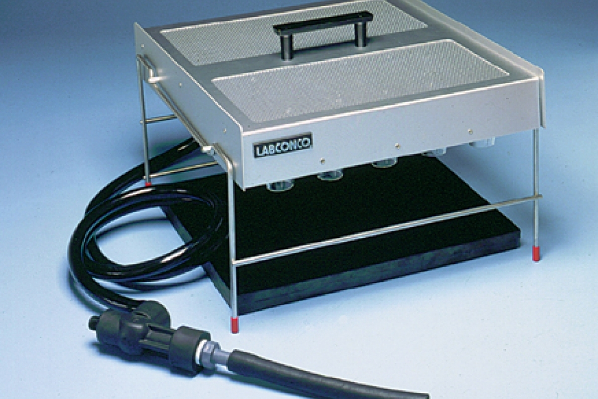 25-Place Fume Removal System