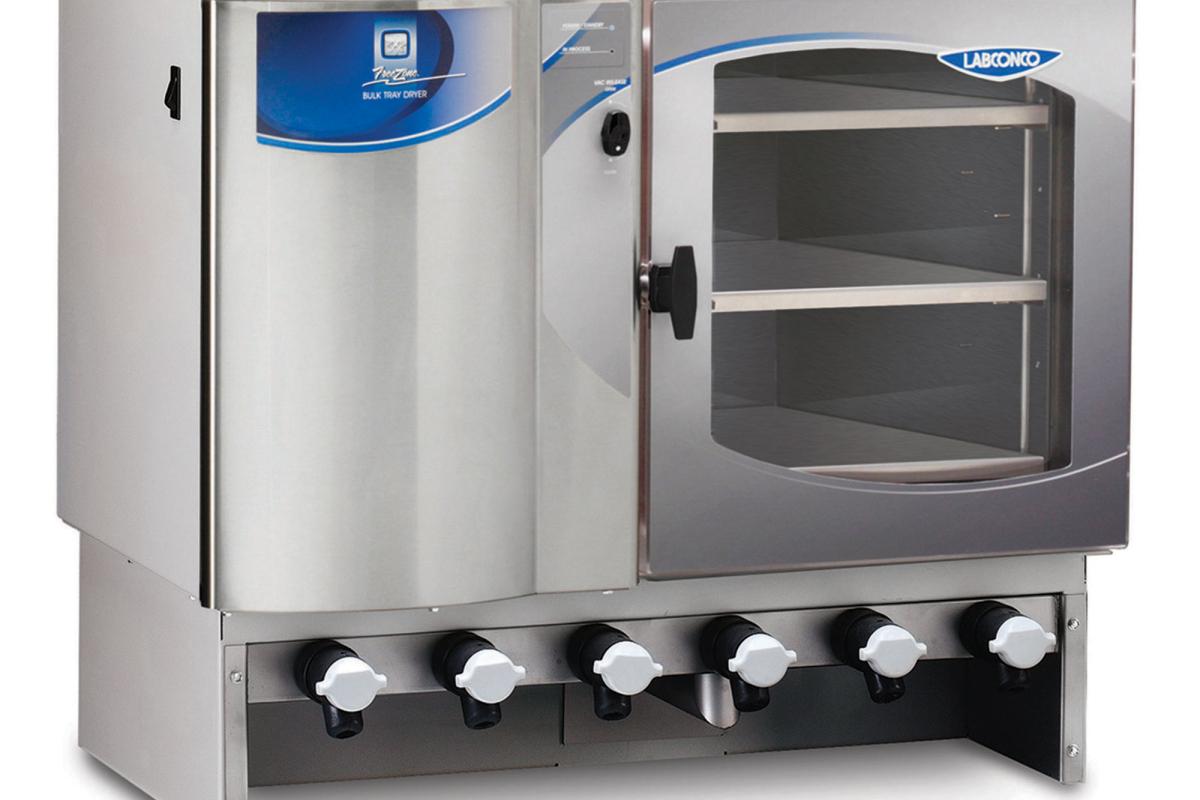 FreeZone Bulk Tray Dryer 2017