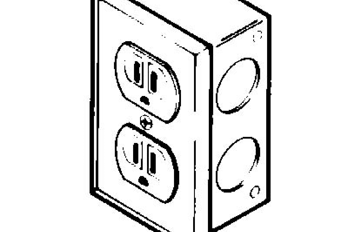 electrical receptacle kits