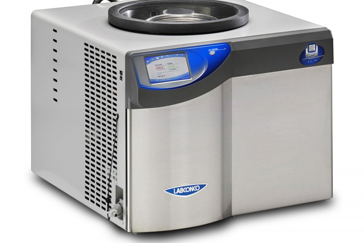 freezone 4 5 liter 105c benchtop freeze dryers labconco. Black Bedroom Furniture Sets. Home Design Ideas