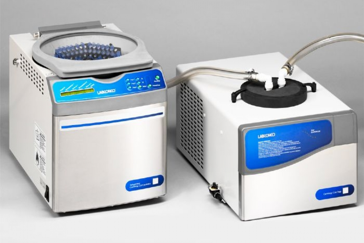 Vacuum Concentrator Systems