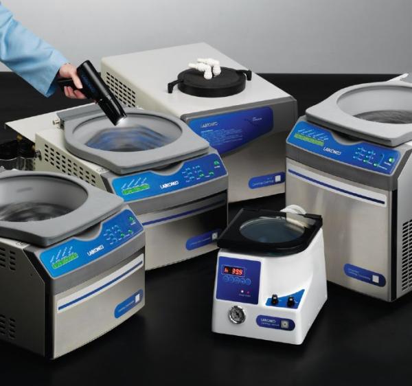 Dry Evaporators, Concentrators & Cold Traps