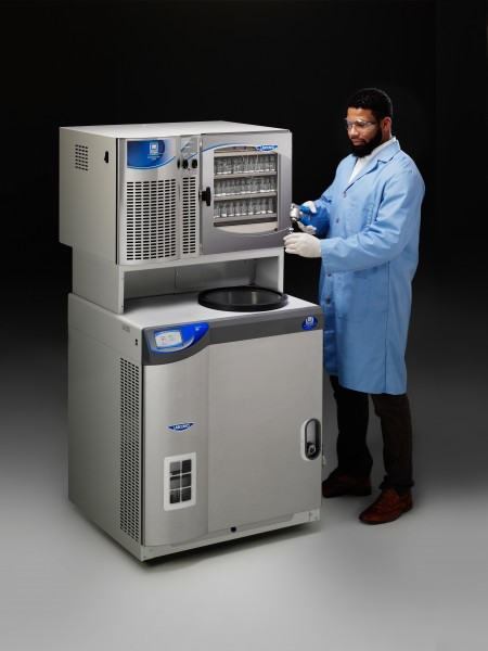 6 liter FreeZone Freeze Dryer with stoppering chamber