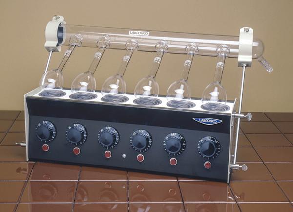 Micro Kjeldahl Apparatus Labconco