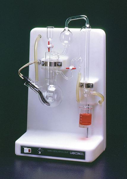 micro kjeldahl apparatus