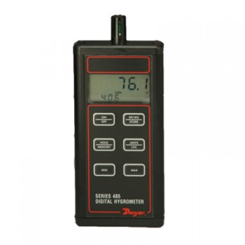 Hand-held Digital Hygrometer, 0-100%