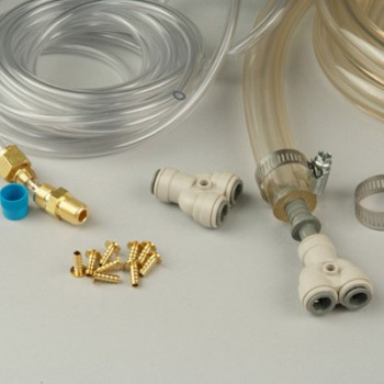 Manual Valve Gas and Vacuum Tubing Connection Kit
