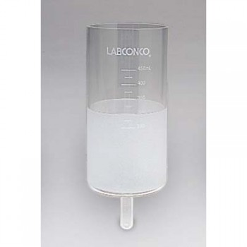 Borosilicate Glass Tube with End point volume 1.5 ml