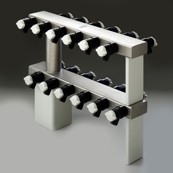 24-Port Two-Tier Maniforld