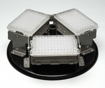 Acid-Resistant 6-Place Microtiter Plate Rotor