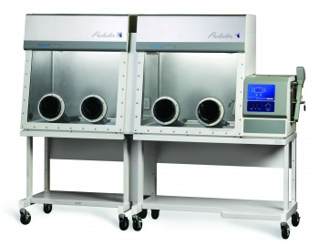 Protector Stainless Steel Double Filtered Glove Box