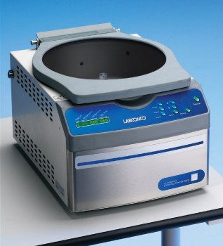 Acid-Resistant CentriVap Vacuum Concentrators