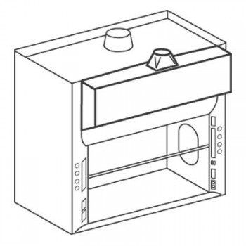 Auxiliary-Air Plenum Kit