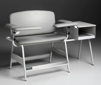 Bariatric Blood Drawing Chair with Cabinet