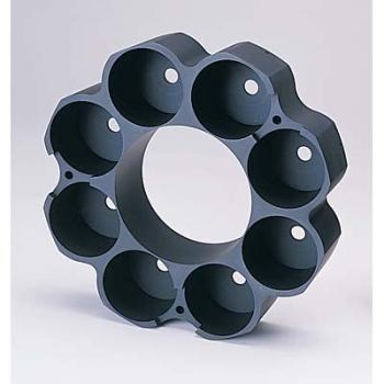 600 ml Borosilicate Glass Tube Teflon-Coated Aluminum Block
