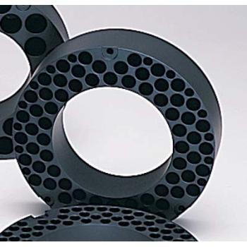 16mm OD Tube Size Teflon-Coated Aluminum Block