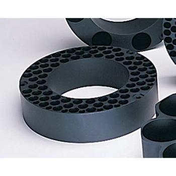 13mm OD Tube Size Teflon-Coated Aluminum Block