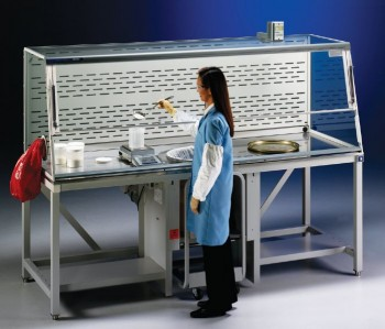 Balance, Bulk Powder & Equipment Enclosures