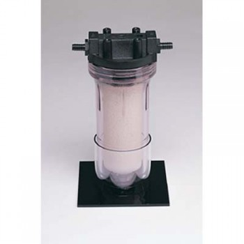 Clear Polypropylene Canister with Stand