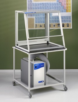 Protector Demonstration Hood System