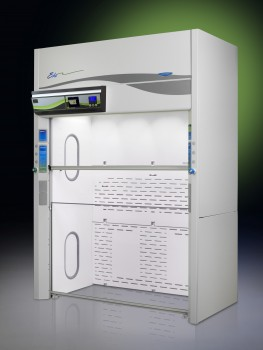 Echo Floor-Mounted Fume Hood 2016