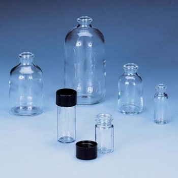 Serum Bottle, 20 mm Corkage
