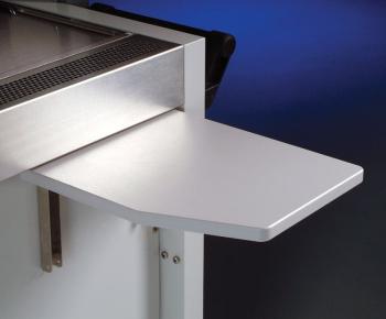 Shelf Kit, Left Side Installation
