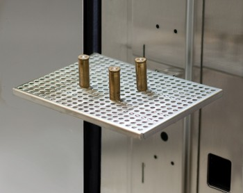 Stainless Steel Perforated Tray for CApture Portable Fuming System