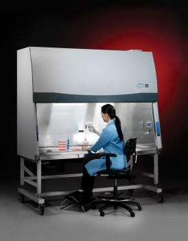3' Purifier Cell Logic Class II, Type A2 Biological Safety Cabinet with Temp-Zone Package and UV Light