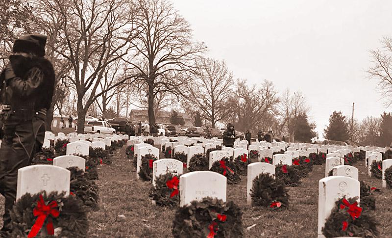 Labconco People and Fort Scott honor fallen veterans