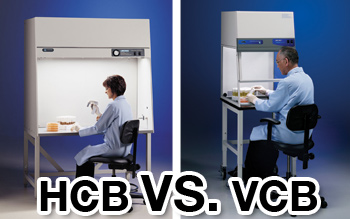 Differences Between Horizontal amp Vertical Clean Benches