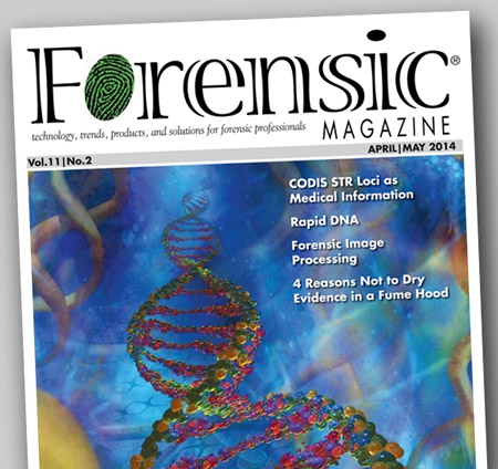 Forensic Magazine APR MAY 2014 450