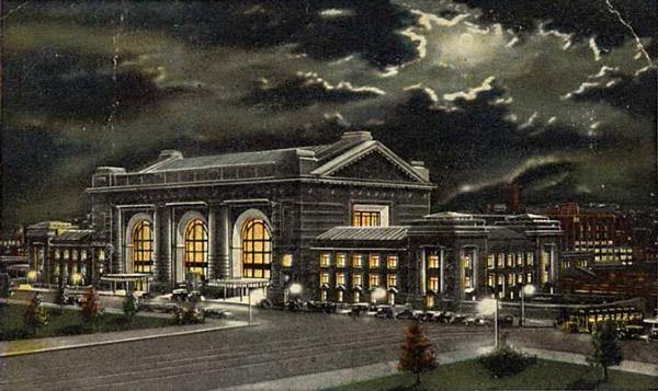 Union Station KC 600