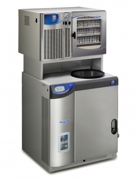 FreeZone 6L -50C Freeze Dryer with Stoppering Tray Dryer_Lyophilizer for moderate sample lyophilizing