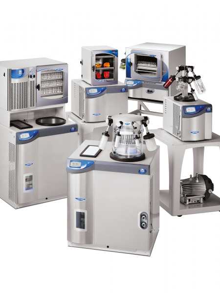 FreeZone freeze dry group, laboratory freeze dryers, lyophilizers