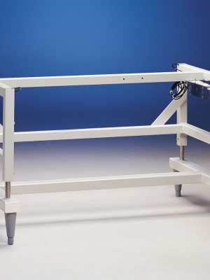 Manual Hydraulic Lift Base Stand