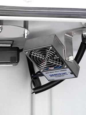 Anti-Static Ionizer Fan