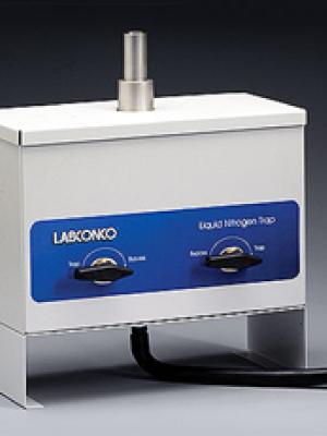 Liquid Nitrogen Secondary Trap