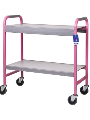 Cart for the Cure with ID Tag