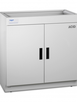 Protector Acid Storage Base Cabinet with Dual Doors