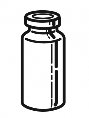 Serum Bottle